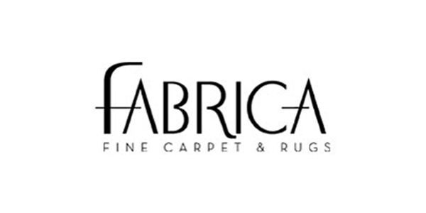 Fabrica Carpet Logo with Pure White Background
