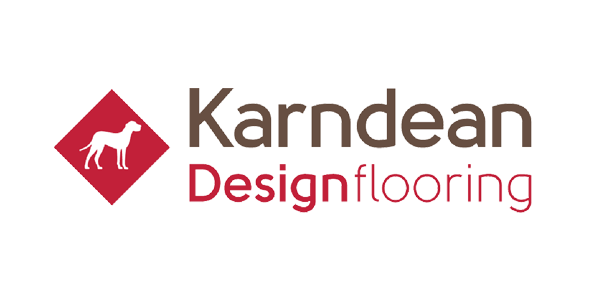 Karndean Hardwood Logo with Pure White Background