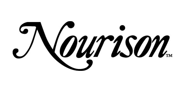 Nourison Carpet Logo with Pure White Background