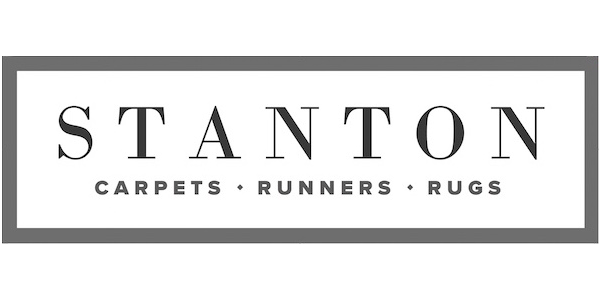 Stanton Carpet Logo with Pure White Background